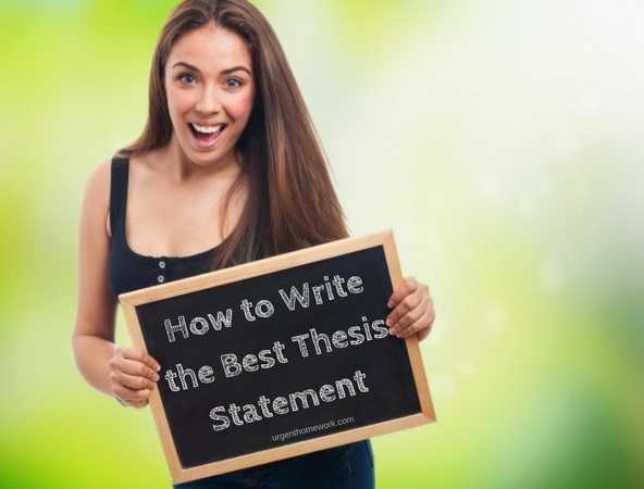 included thesis statement A thesis statement usually appears at the middle or end of the introductory paragraph of a paper, and it offers a concise summary of the main point or claim of the essay, research paper.