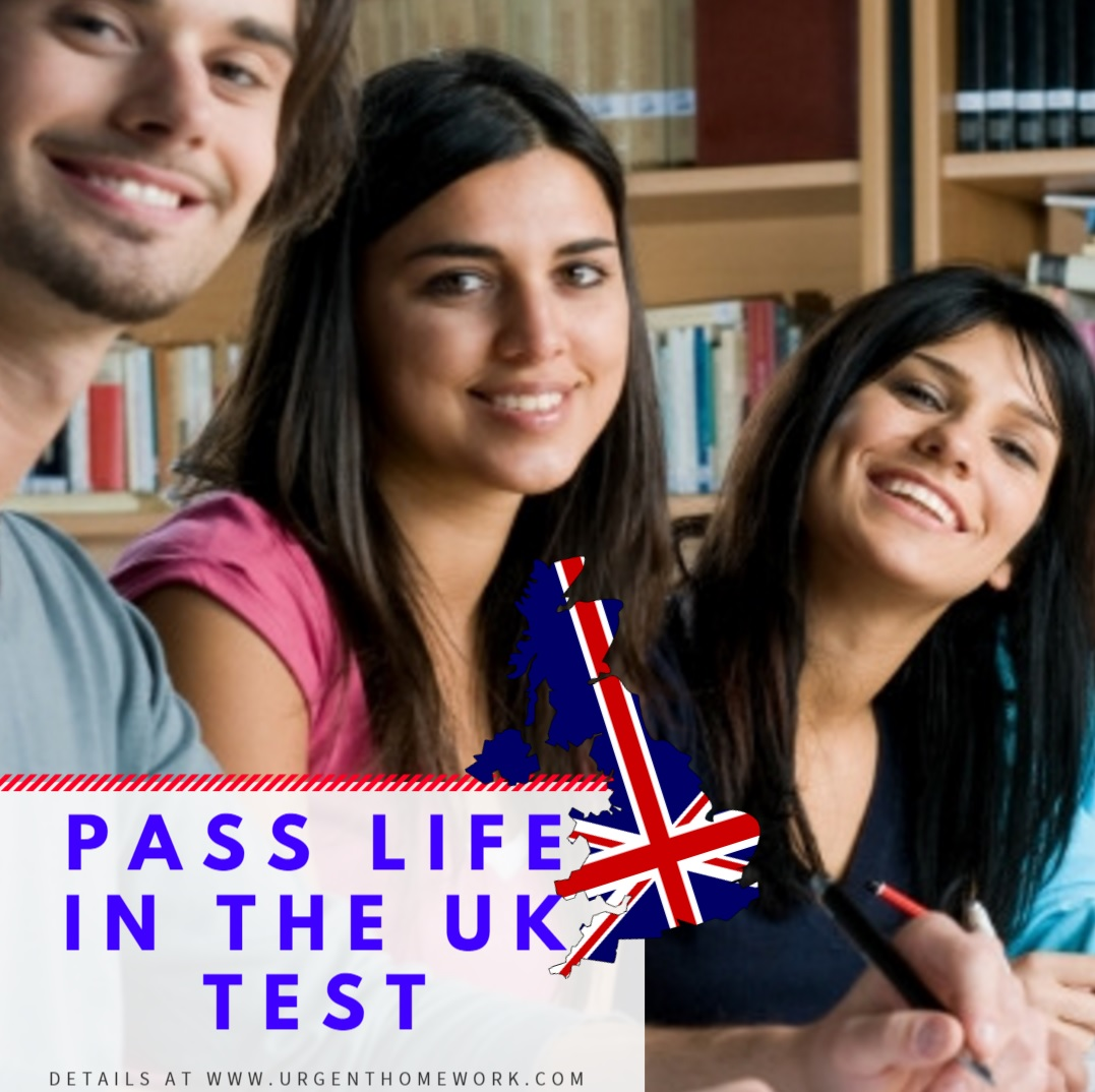 life in the uk test help