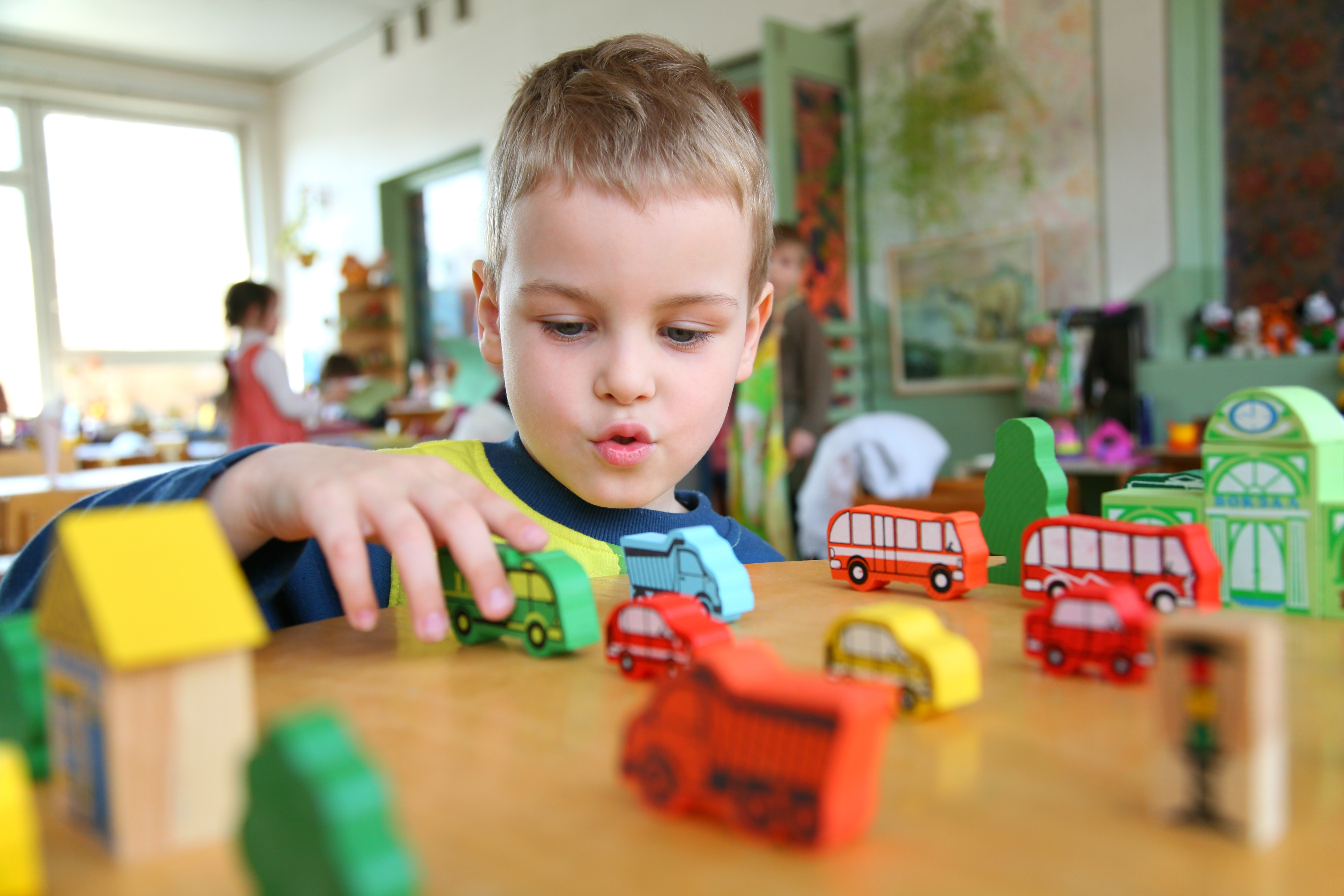 ways to prepare toddler for preschool