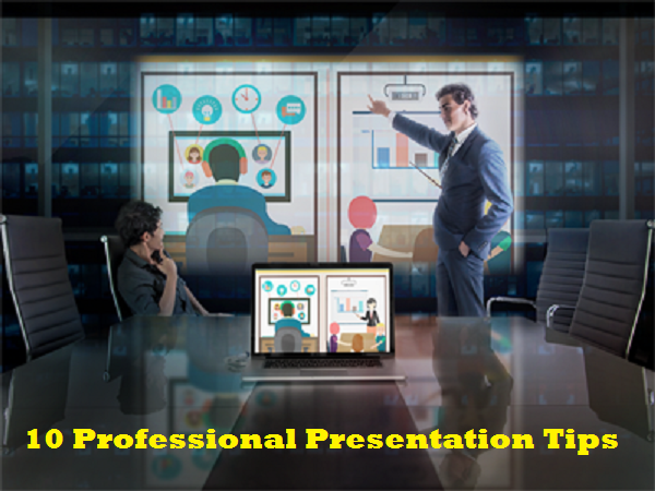 presentation tips ideas