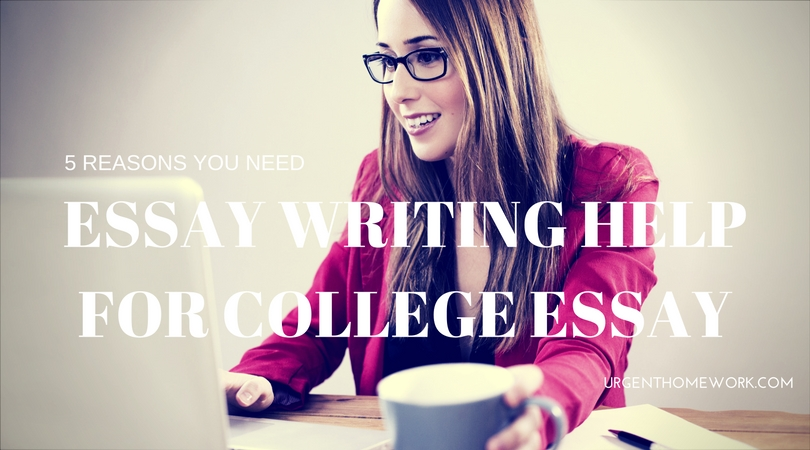 college essay writing help