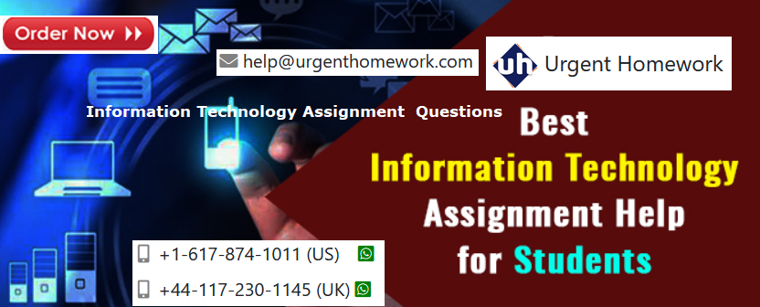 Information Technology Assignment Questions