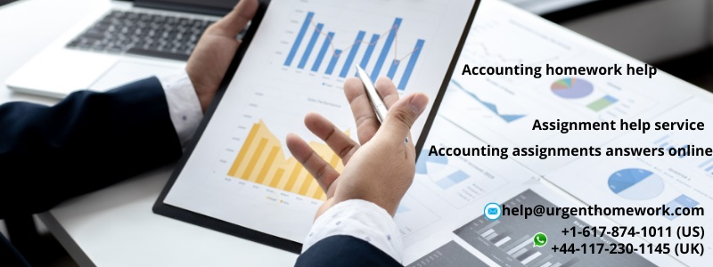 accounting assignments answers online