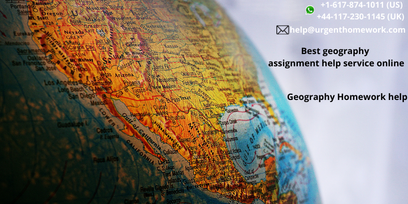 Best geography assignment help service online