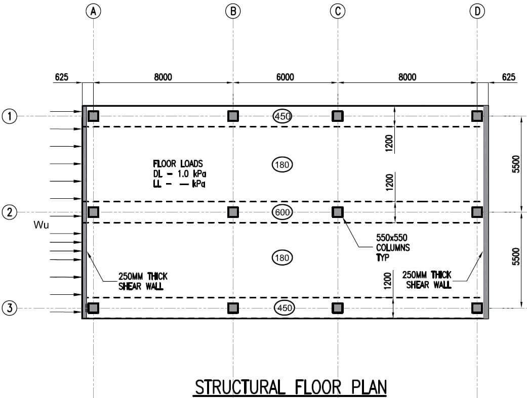 CVE20003 Design of Concrete Structures