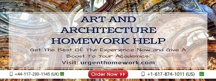 Art and Architecture Homework Help