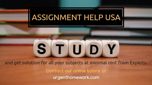 Assignment Help USA and Do My Assignment