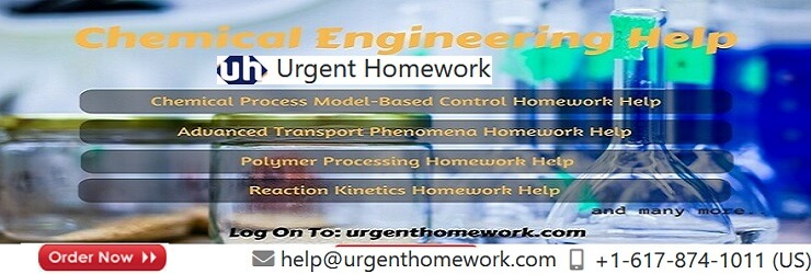 Chemical Engineering Homework Help