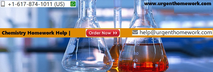 Chemistry writting services