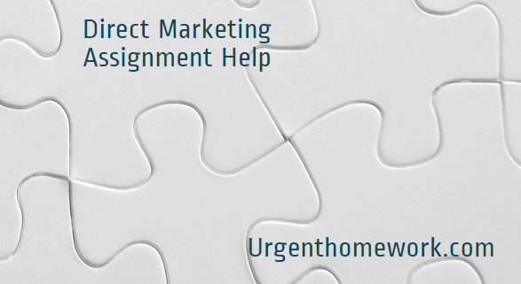 Direct Marketing Assignment Help