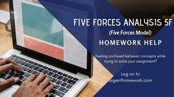 Five Forces Analysis Homework Help