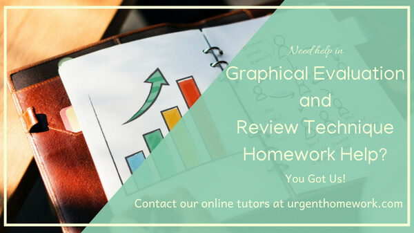 Graphical Evaluation and Review Technique Homework Help