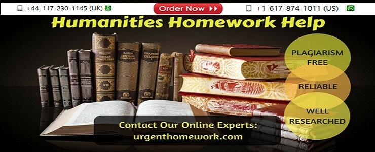 Humanities Homework Help