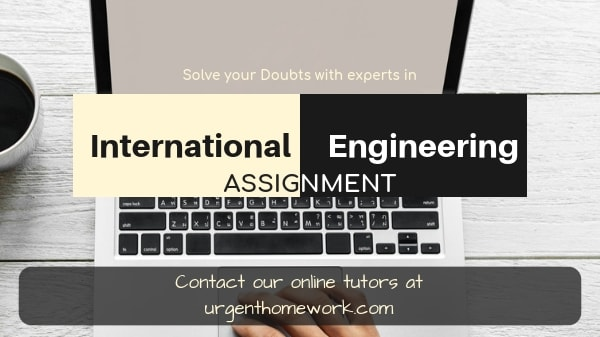 International Engineering Assignment