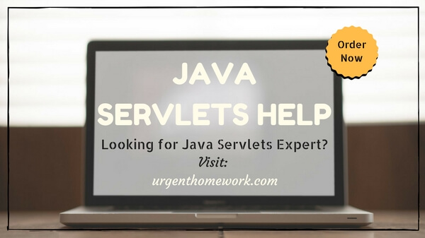 java servlets homework help