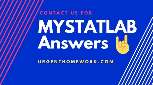 Mystatlab answers