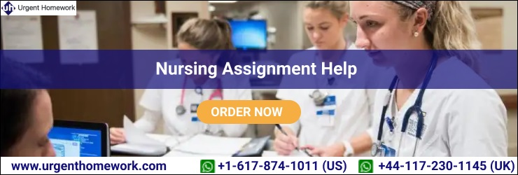 Nursing Homework Assignments Help